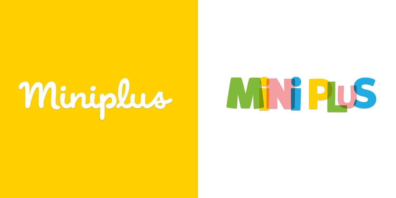 Mini Plus Logo Tasarımı