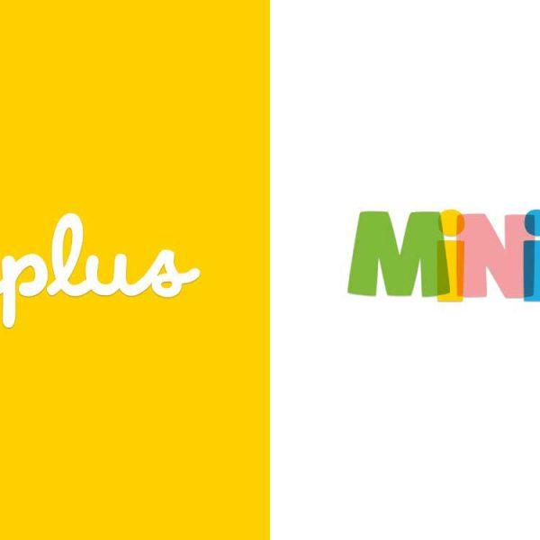 Mini Plus Logo Tasarımı 2