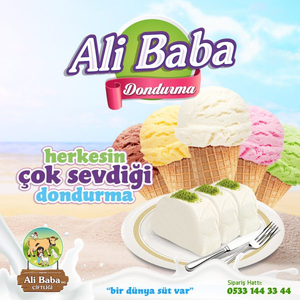 Ali Baba Dondurma 3